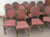 Outdoor bistro style chair for sale