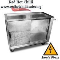 Heated trolley for sale
