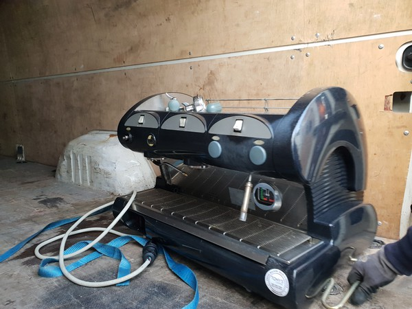 Used Espresso machine