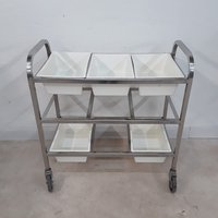 Clearing trolley for sale