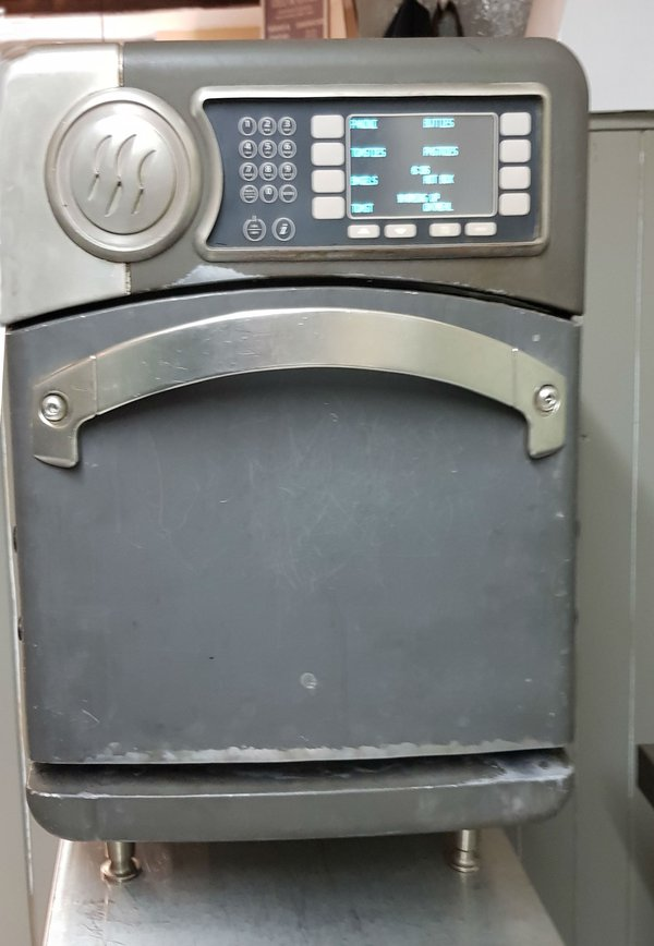 Microwave / Convection high speed cooking