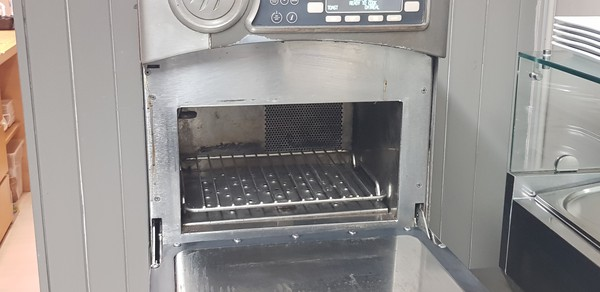 Oven convection / microwave