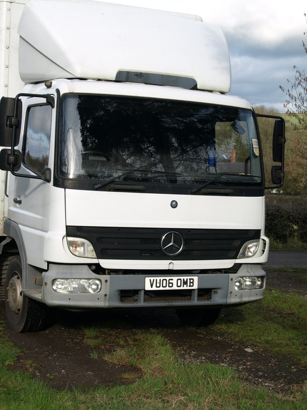 Low Mileage Mercedes Atego 7.5 ton 21Ft Box