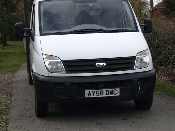 LVD 3.5T Pick up Van