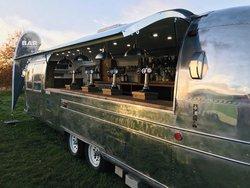 Airstream Caravan Mobile Bar