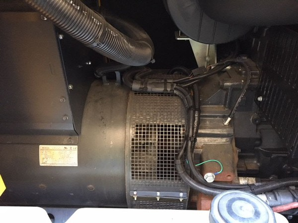 Buy Used 2008 Inmesol 100kva enclosed generator