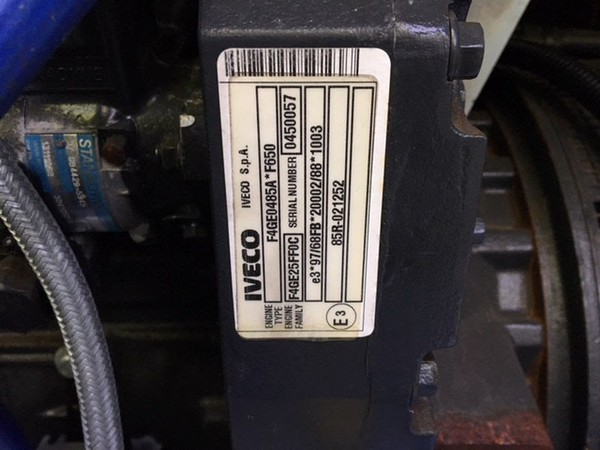 Selling 2008 Inmesol 100kva enclosed generator