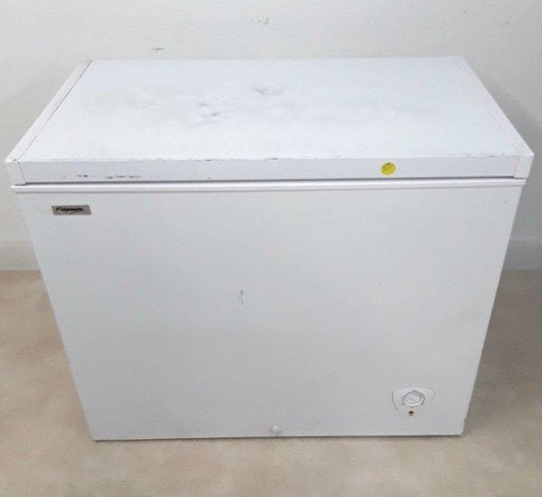Used chest freezer
