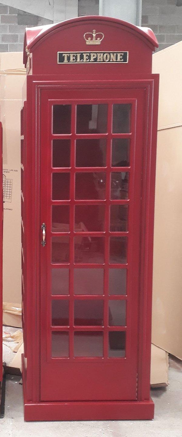 Phone box prop