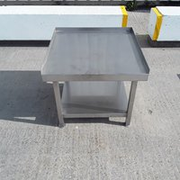 Used Stainless Steel Stand	(8864)