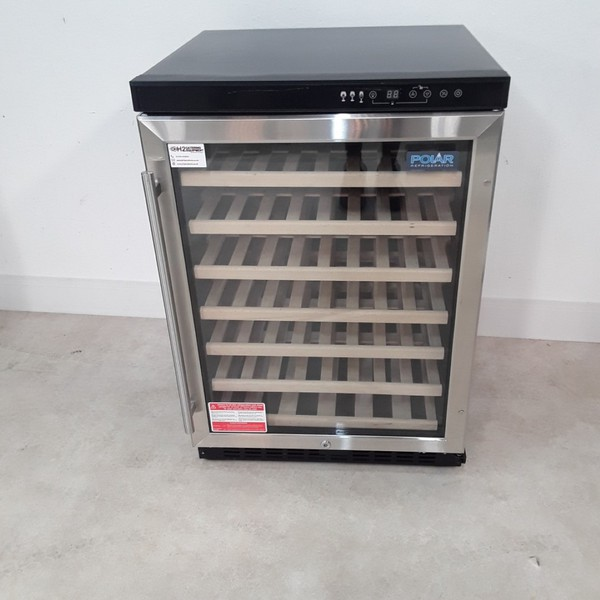 New B Grade Polar CM359 Wine Fridge (8863)