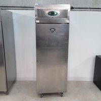 Used Foster EPROG600L Stainless Steel Single Upright Freezer(8862)