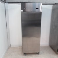 Used Electrolux RS06F41FS Stainless Steel Upright Single Freezer (8861)