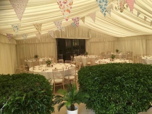 second hand marquee business for sale