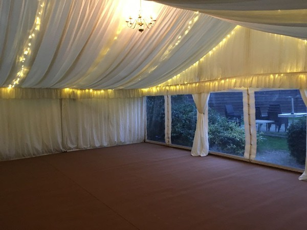 Marquee Hire Company in Buckinghamshire
