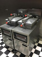 Chicken Shop pressure fryer