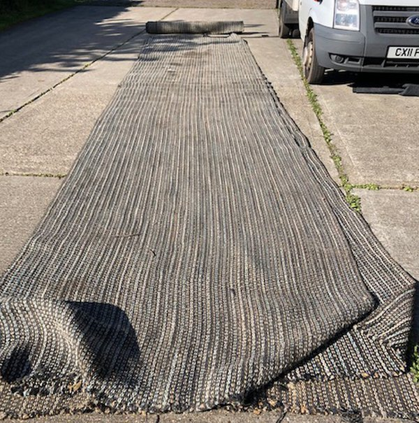Used Dandy Dura Matting