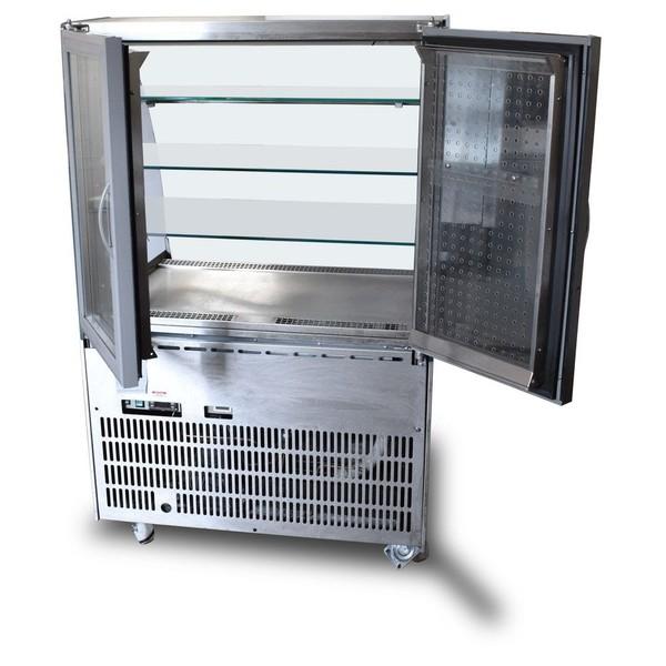 Refrigerated fridge