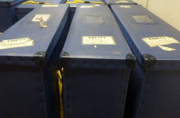 wheeled cases