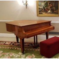 Hand Hupfeld Baby Grand Piano