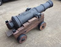 Replica Ship / Pirate Cannon