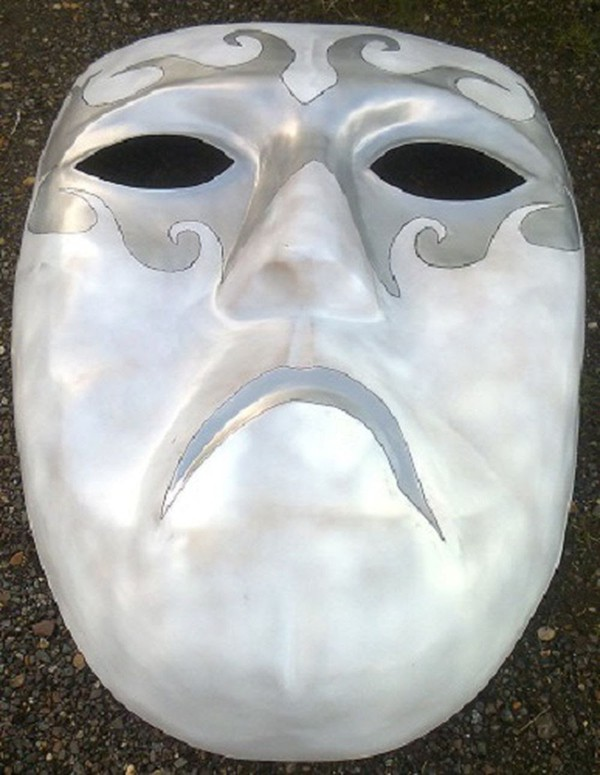 Large Mask Decorations for sale