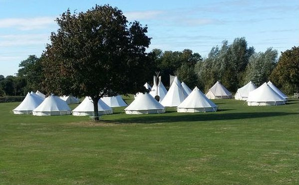 Clamping tents  for sale