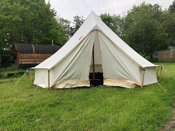 Glamping Bell tent for sale
