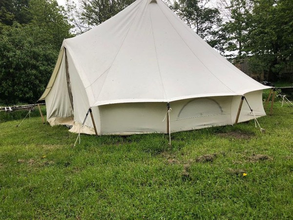 Secondhand Bell tents