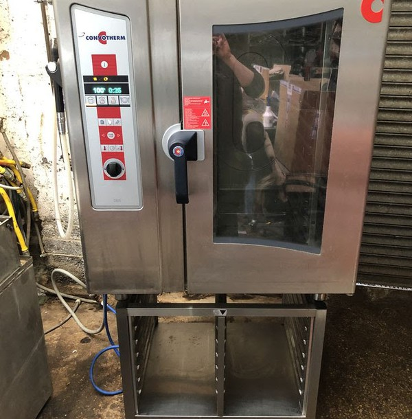 Convotherm OGS 10.10  10 Grid Gas Combi Oven