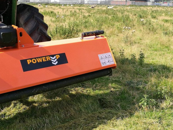 Secondhand mower for sale