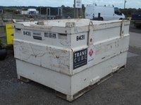 Trans cube Fuel bowser