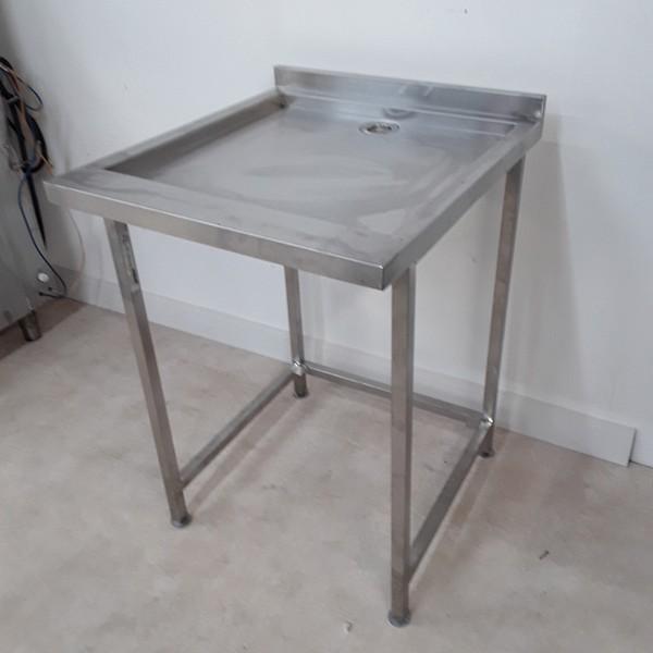 Buy Used Stainless Steel Wet Table (8899)