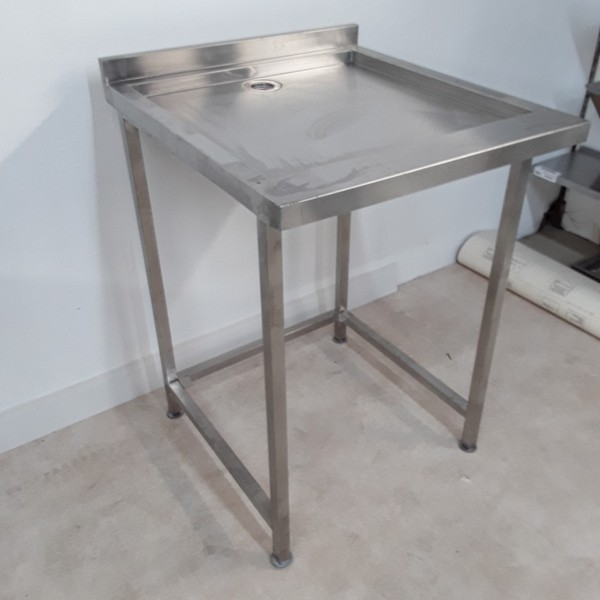 Used Stainless Steel Wet Table