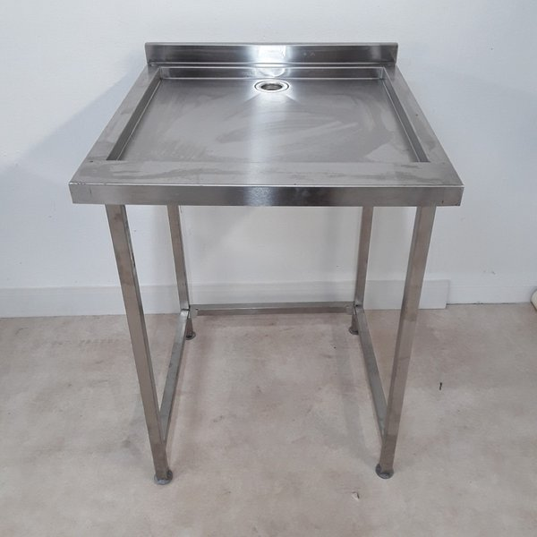 Used Stainless Steel Wet Table (8899)