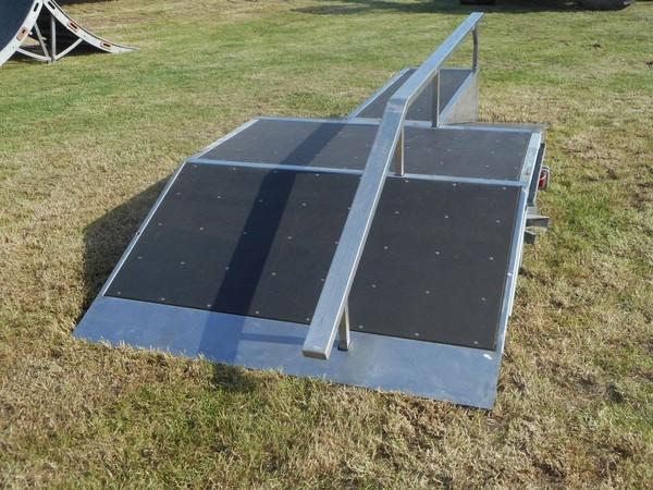 Portable skate park
