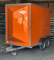 Secondhand Box Trailer for sale