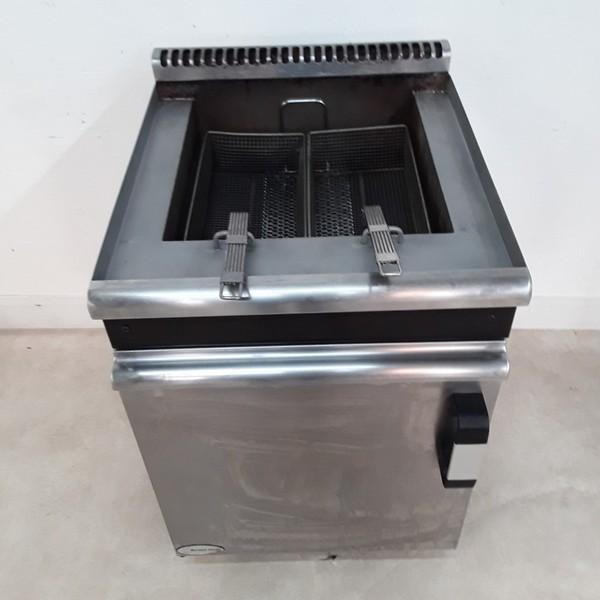 Used Moorwood Vulcan  Double Freestanding Fryer(8917)
