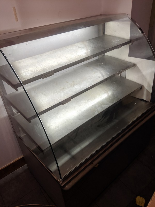 Ambient Display Cabinet