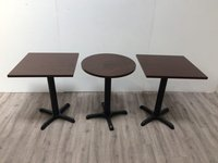 Cafe tables for sale