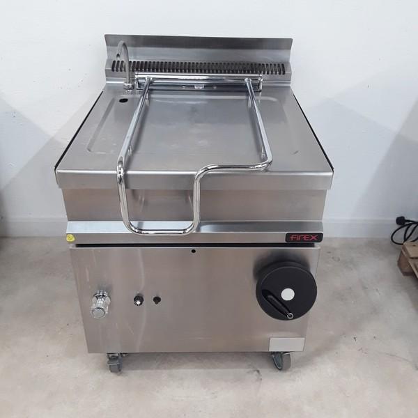 Used Firex BM8G0801 Bratt pan(A8961)