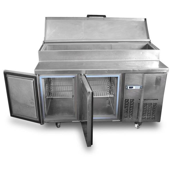 Secondhand prep fridge