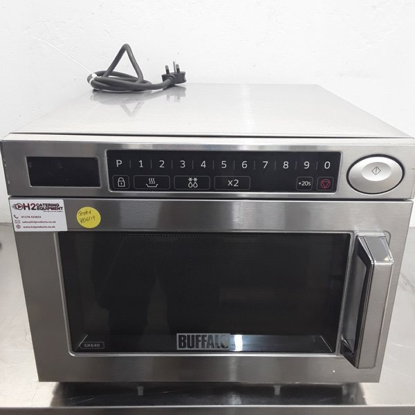 Microwave cooker