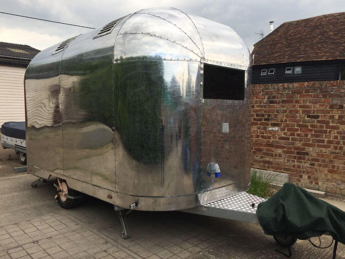 Secondhand Trailers Catering Trailers Polished