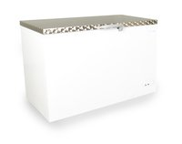 Capital Midas 450 Litres Chest Freezer with Stainless Steel Lid