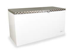 Capital Midas 550 Litres Chest Freezer with Stainless Steel Lid