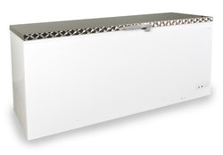 Capital Midas 650 Litres Chest Freezer with Stainless Steel Lid