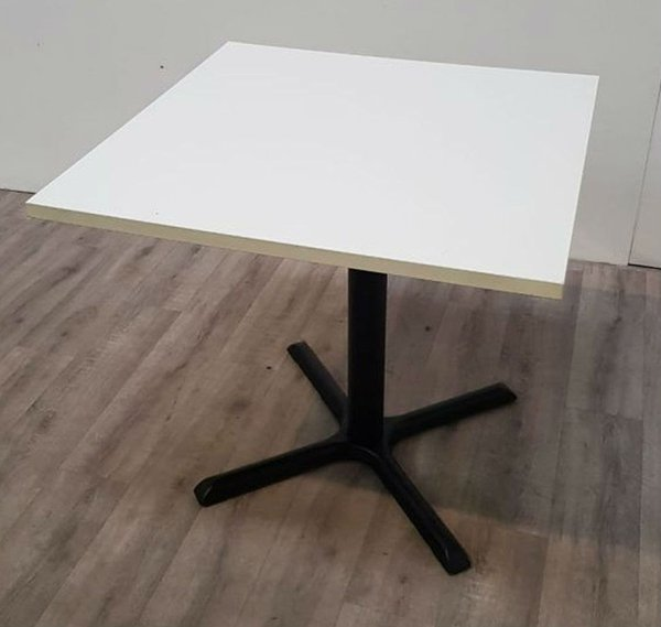 Restaurant table  with heavy base