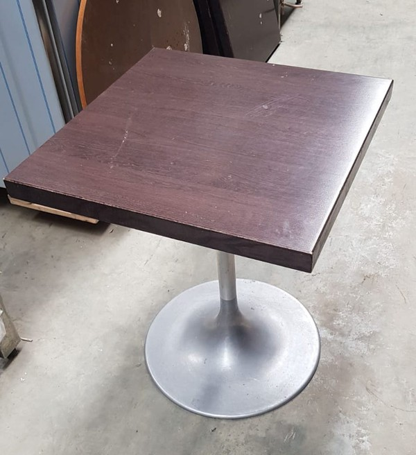Square Laminated Tables