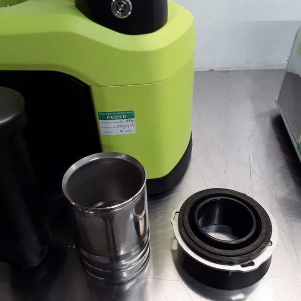 heavy duty Santos 65 Cold Press Juicer